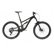 Велосипед двухподвес Kellys Swag 10 черный, размер: S