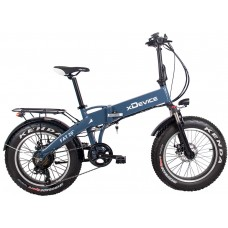Электровелосипед xDevice xBicycle 20, FAT 500W