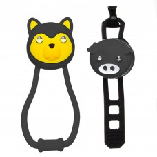 Комплект освещения KLS ANIMAL: силиконовые фонарики TEDDY+PIGGY