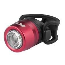 Комплект освещения KLS IO USB красный: 50лм/15лм, алюминиевый корпус, 0,5W Cree LED