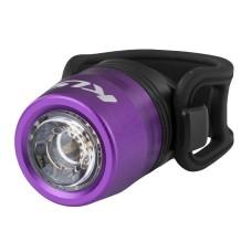 Комплект освещения KLS IO USB фиолетовый: 50лм/15лм, алюминиевый корпус, 0,5W Cree LED