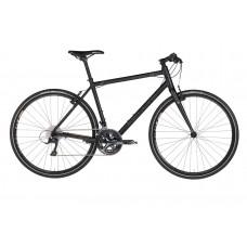Фитнес велосипед Kellys Physio 50 черный, размер рамы: 17