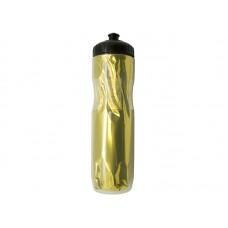 Велосипедная фляга Ebon cb-15110h термо (для зимы и лета). объем: 600л. с широким горлышком. цвет: жёлтый