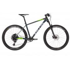 """Горный велосипед Kellys Gate 90 27.5"""" серый, размер: M"""