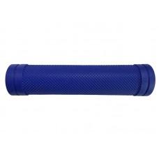PROPALM Грипсы HY-610MB, для Fixed Gear, 130мм, с заглушками, синие, с упаковкой