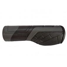 PROPALM Грипсы Pro-C1960, эргономичные, 130мм, с заглушками, серые, с упаковкой
