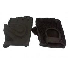 Велосипедные перчатки TBS h-2. материал: кожа/сетчатый полиэстер. размер: s