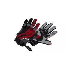 Велосипедные перчатки Kellys eragon цвет: красный