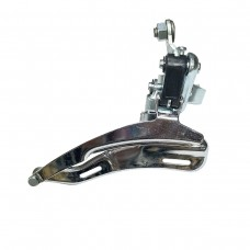 Переключатель передний FD410MDA дискретный, верхняя тяга, для 21/24ск., зажим D:31,8, макс.48T, ёмкость 22T, б/уп.