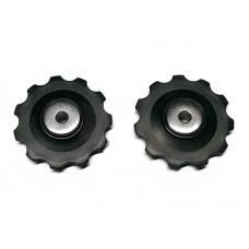 Mr.control звёздочки заднего переключателя pul-p11, пластик, чёрные, комплект 2 шт.