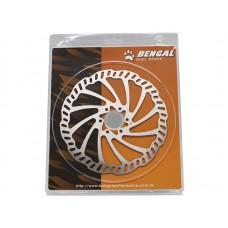 Bengal диск тормозной od-160lgr 160мм с болтами в блистере