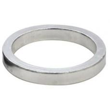 """Mr.control кольцо проставочное 1-1/8""""х5мм серебристое"""
