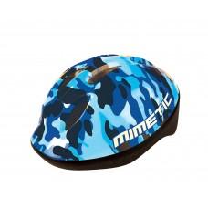 Детский велосипедный шлем Шлем детский Bellelli синий камуфляж, S