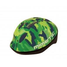 Детский велосипедный шлем Шлем детский Bellelli зелёный камуфляж, S