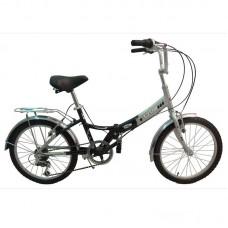 Складной велосипед Totem SF-276a черный