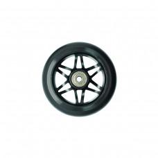 Колесо для трюкового самоката 110мм чёрное, AL6061 ПУ
