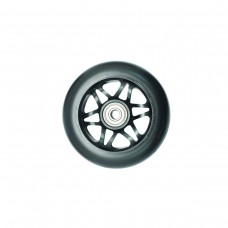 Колесо для трюкового самоката 100мм чёрное, AL6061 ПУ