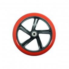 Колесо для самоката, D:200x30мм, с подш. ABEC-7