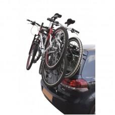 Велокрепление на заднюю дверь автомобиля Peruzzo New Cruiser, для 3 велосипеда